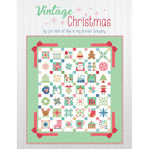 Book - Vintage Christmas by Lori Holt