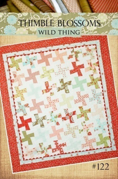 Pattern - Wild Thing by Thimble Blossoms