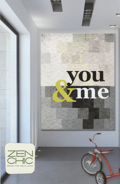 Pattern - You & Me by Zen Chic