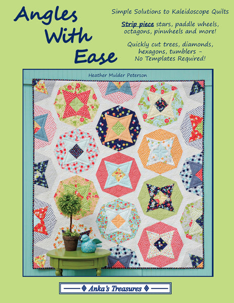 Book - Angles With Ease by Anka's Treasures