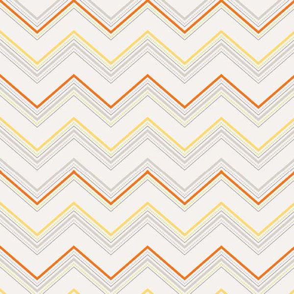 Ashbury Heights by Doohikey Designs - Chevron Gray (C3345-GRAY)