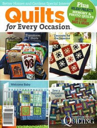 Magazine - Quilts for Every Occasion (2015)