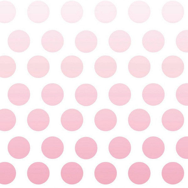 Color Ombre by Riley Blake Designs - Ombre Dots Hot Pink (C310-70)