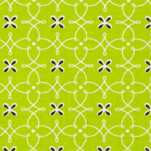 Helen's Garden by Tamara Kate - Parterre in Lime (DC6195-LIME-D)