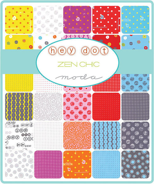 Hey Dot by Zen Chic - Charm Pack (1600PP)
