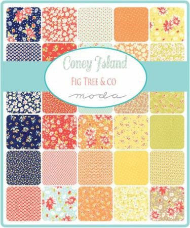 Coney Island by Fig Tree & Co - Layer Cake (20280LC)