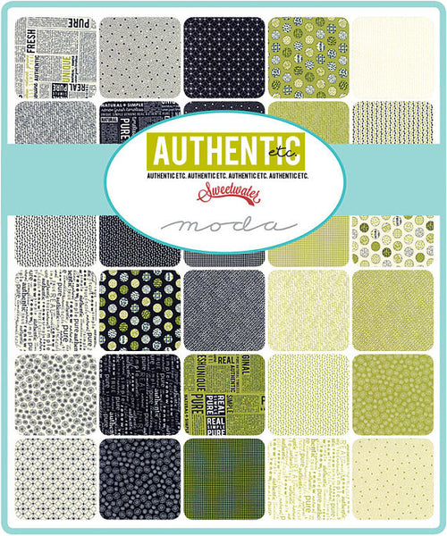 Authentic Etc by Sweetwater - Jelly Roll (5670JR)