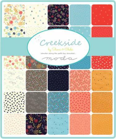 Creekside by Sheri and Chelsea - Charm Pack (37530PP)