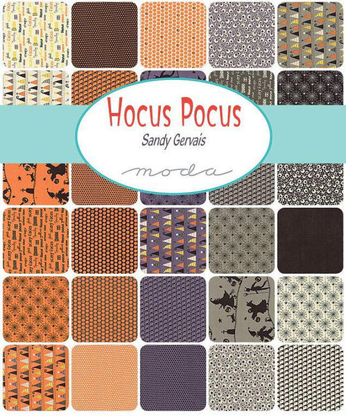 Hocus Pocus by Sandy Gervais - Layer Cake (17930LC)