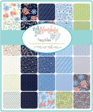 Bloomsbury by Franny & Jane - Charm Pack (47510PP)