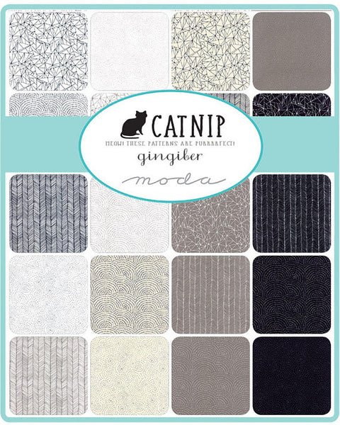 Catnip by Gingiber - Spinning Wheel in White (48235-11)