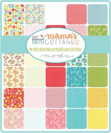 Mama's Cottage by April Rosenthal - Jelly Roll (24050JR)