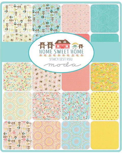 Home Sweet Home by Stacy Iest Hsu - Jelly Roll (20570JR)