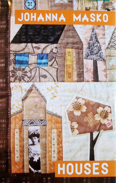 Pattern - Houses by Johanna Masko