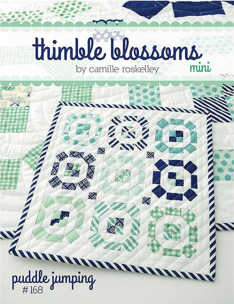 Pattern - Puddle Jumping MINI by Thimble Blossoms