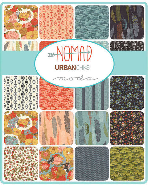 Nomad by Urban Chiks - MINI Charm Pack (31100MC)