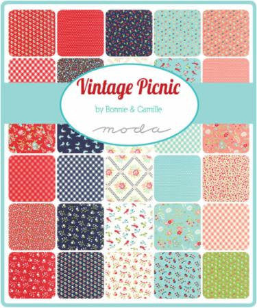 Vintage Picnic by Bonnie and Camille - Jelly Roll (55120JR)