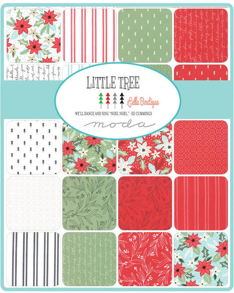 Little Tree by Lella Boutique - Mistletoe in Chalkboard (5092-14)