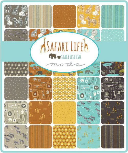 Safari Life by Stacy Iest Hsu - Jelly Roll (20640JR)