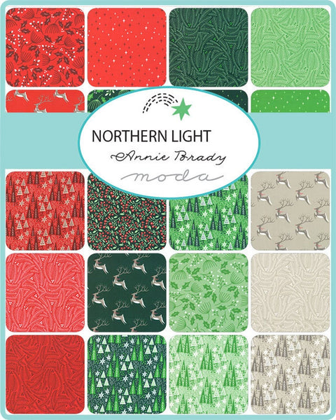 Northern Light by Annie Brady - Glitter in Holly (16735-17)