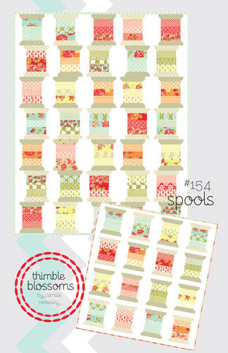 Pattern - Spools by Thimble Blossoms