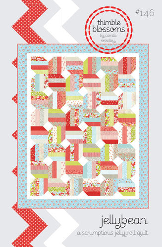 Pattern - Jellybean by Thimble Blossoms