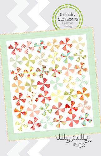 Pattern - Dilly Dally by Thimble Blossoms