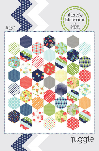 Pattern - Juggle by Thimble Blossoms