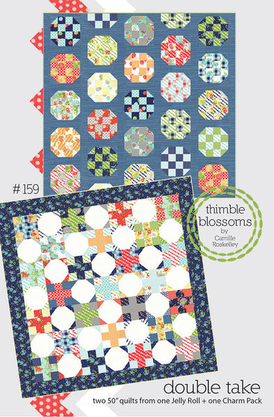 Pattern - Double Take by Thimble Blossoms