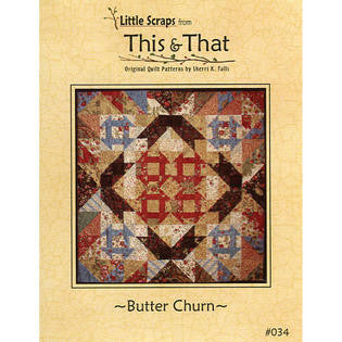 Pattern - Butter Churn by This & That (TAT034)