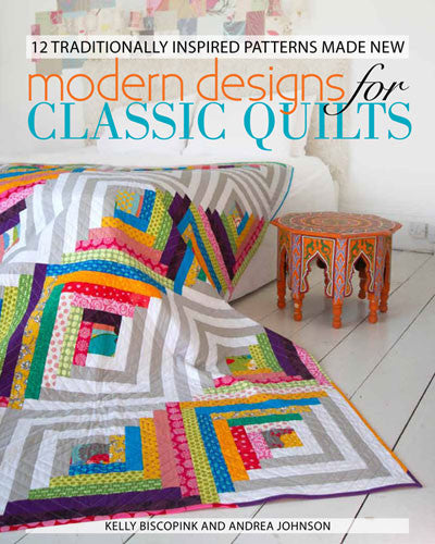 Book - Modern Designs for Classic Quilts