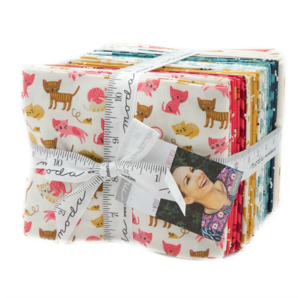 Woof Woof Meow by Stacy Iest Hsu - Fat Quarter Bundle (20560AB)