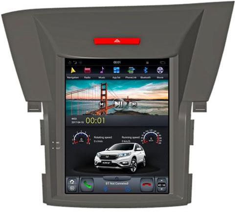 2012-2016 Honda CRV 10.4'' Tesla-Style Android Radio Stereo GPS NAVI in-Dash Unit Bluetooth Wi-Fi - CARSOLL