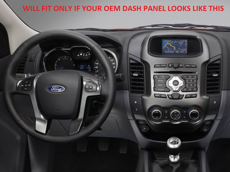 "For 2011-2016 Ford Ranger 12.2"" Tesla-Style Radio Stereo Android GPS NAVI in-Dash Unit Bluetooth Wi-Fi - CARSOLL"