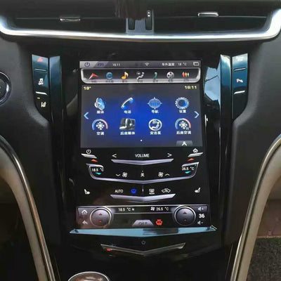 "Cadillac XTS 2013 - 2017 10.4"" Tesla-Style Android GPS NAVI Radio in-Dash Unit for Bluetooth Wi-Fi - CARSOLL"