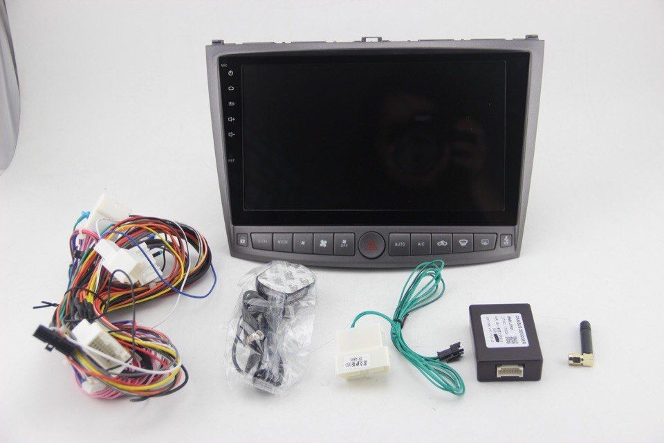 For 2006 - 2013 Lexus IS250 IS300 IS350 IS200D IS220D ISF Android Radio Stereo GPS Navi unit - CARSOLL