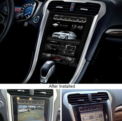 "For 2013 - 2017 FORD FUSION MONDEO 12.1"" Tesla-Style Radio Stereo Android GPS NAVI in-Dash Unit Bluetooth Wi-Fi - CARSOLL"