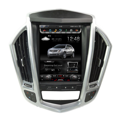 "Cadillac SRX 2009 -2012 10.4"" Tesla-Style Android GPS NAVI Radio in-Dash Unit for Bluetooth Wi-Fi - CARSOLL"