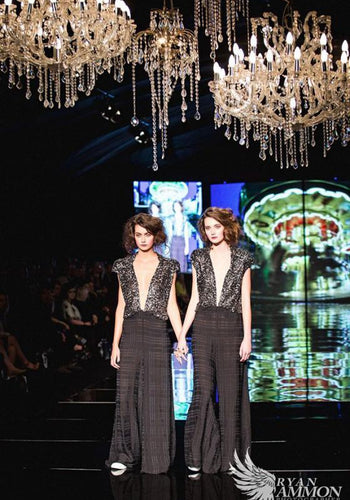 TPFF Runway 2015 - Empire Rose
