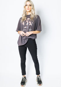 Nightingale Top Black