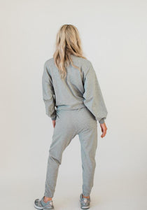 Olympia Sweat Pants GREY MARLE