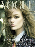 VOGUE Italia Magazine January 2015 HOLLY MAY SAKER Lara Stone KATE MOSS Tison Ballou