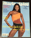 MARIE CLAIRE France Magazine June 1997 NAOMI CAMPBELL Sophie Marceau PAOLO ROVERSI - magazinecult