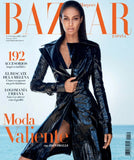 HARPER'S BAZAAR Spain Magazine October 2016 JOAN SMALLS Raquel ZImmermann ALEXA CHUNG Anna Mila - magazinecult