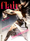 FLAIR Italia Magazine March 2004 ERIN WASSON Bridget Hall FILIPPA HAMILTON Diana Dondoe