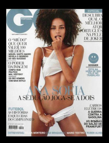 GQ Portugal Magazine September 2015 ANA SOFIA MARTINS Tomas Barroso HENRIK FALLENIUS
