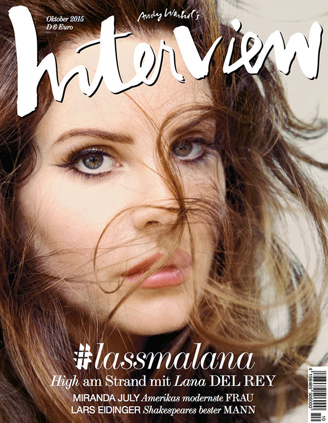 LANA DEL REY Interview Germany magazine 2015 KATE MARA Amanda Murphy