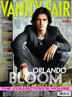 VANITY FAIR Magazine 2007 ORLANDO BLOOM Bar Refaeli CILLIAN MURPHY Sinead O'Connor