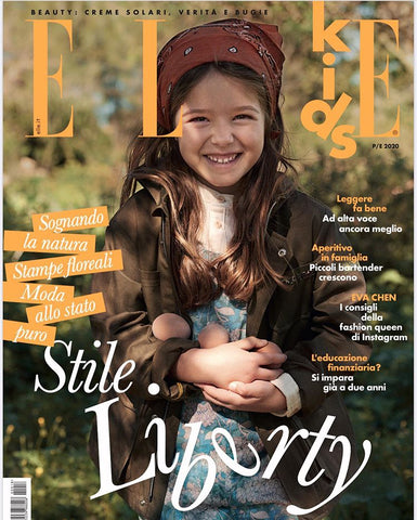 ELLE KIDS Junior Children Enfant Fashion Bambini Magazine Spring/Summer 2020