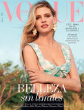 VOGUE Spain Magazine May 2018 LARA STONE Paloma Elesser JUDIT MASCO Ellen Rosa
